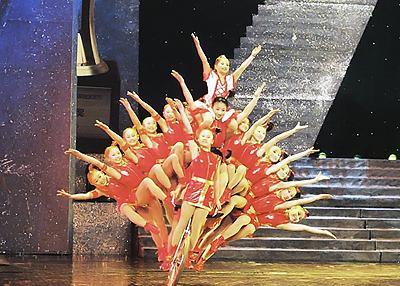 Гастроли Большого Китайского цирка в г. Черкассы